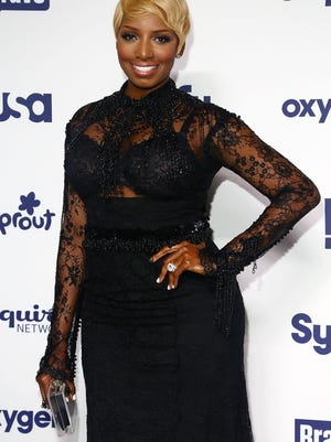 NEW YORK, NY - MAY 15:  NeNe Leakes attends the 2014 NBCUniversal Cable Entertainment Upfronts at The Jacob K. Javits Convention Center on May 15, 2014 in New York City.  (Photo by Astrid Stawiarz/Getty Images) ORG XMIT: 491314981 ORIG FILE ID: 491190041