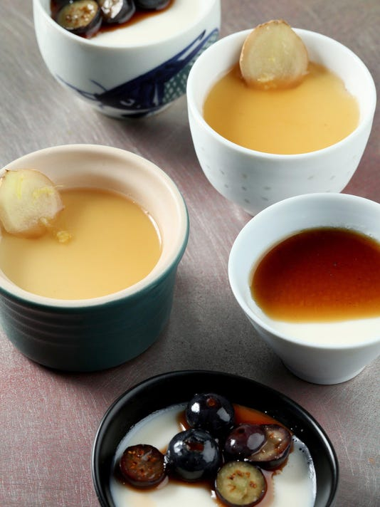 Beyond sushi, relishing Japanís cuisine