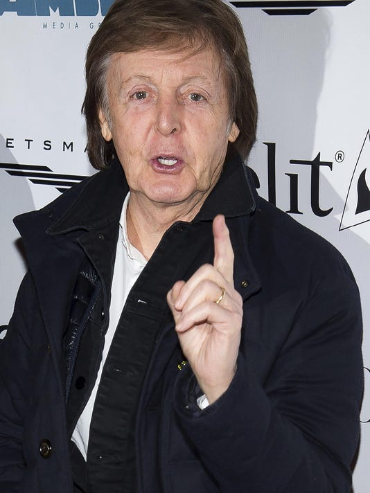 Paul McCartney Sues Sony ATV In Bid For Beatles Hits