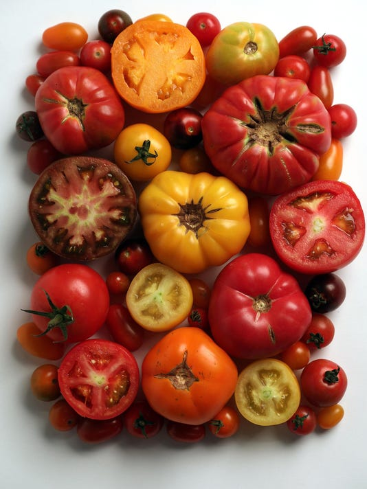 An ode to the tomato