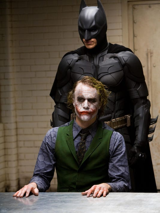 Ten years after it changed Hollywood, 'The Dark Knight' is back in theaters. Accept no substitutes