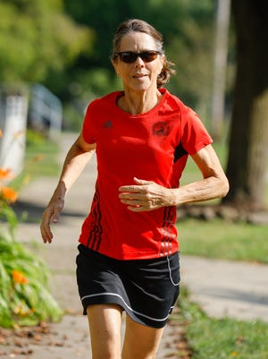 Between May and early July, Joan Inderhees completed a personal goal of running down nearly every street in the city of Kent. She did so in preparation for a 50 mile ultramarathon she will take part in in mid-August.