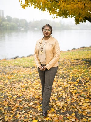 Tasha Davis, 45, is the first full-time executive director of Rockford Promise, which aims to help Rockford Public Schools graduates afford college.