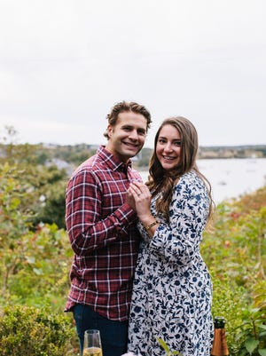 CAPTION: Deneen McQueen-Chippari and Vincent Chippari, of Hingham, are proud to announce the engagement of their daughter, Victoria Deneen Chippari to Richard Francis Rodeschini.