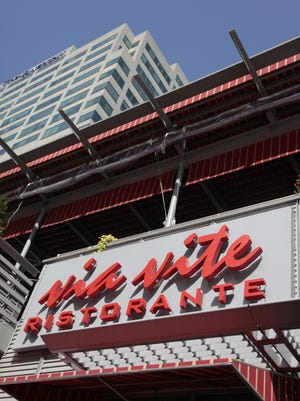 Via Vite on Fountain Square hosts a Mother's Day Brunch from 9 a.m.-3 p.m.