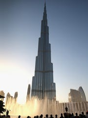 Skidmore, Owings & Merrill LLP designed the Burj Khalifa, the tallest building in the world.<252> <242>