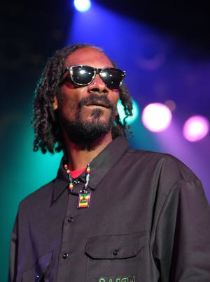 Snoop Dogg will perform as DJ Snoopadelic at Detroit's Movement festival in May 2015.