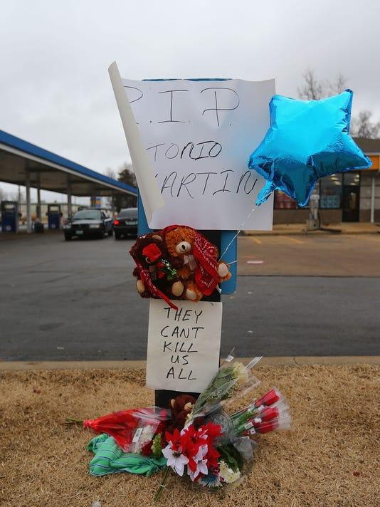 Police Officer Fatally Shoots Man Near Ferguson, Missouri