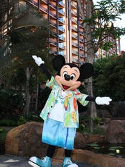 Mickey Mouse and the Disney resort at Aulani, a Disney Resort & Spa in Hawai'i, offers a new way for families to vacation together on the island of O'ahu. It's also the only Disney resort in the country not associated with an amusement park.