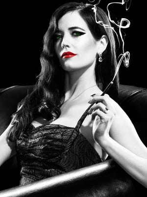 """Eva Green in a scene from the motion picture """"Sin City: A Dame to Kill For."""" CREDIT: The Weinstein Company"""