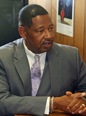 """It is moving us in the right direction. It's certainly more than we were anticipating,' says Mount Vernon schools Superintendent Kenneth Hamilton."