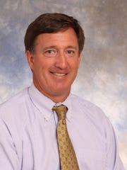 Steve Esmond, head of Tatnall's Middle School