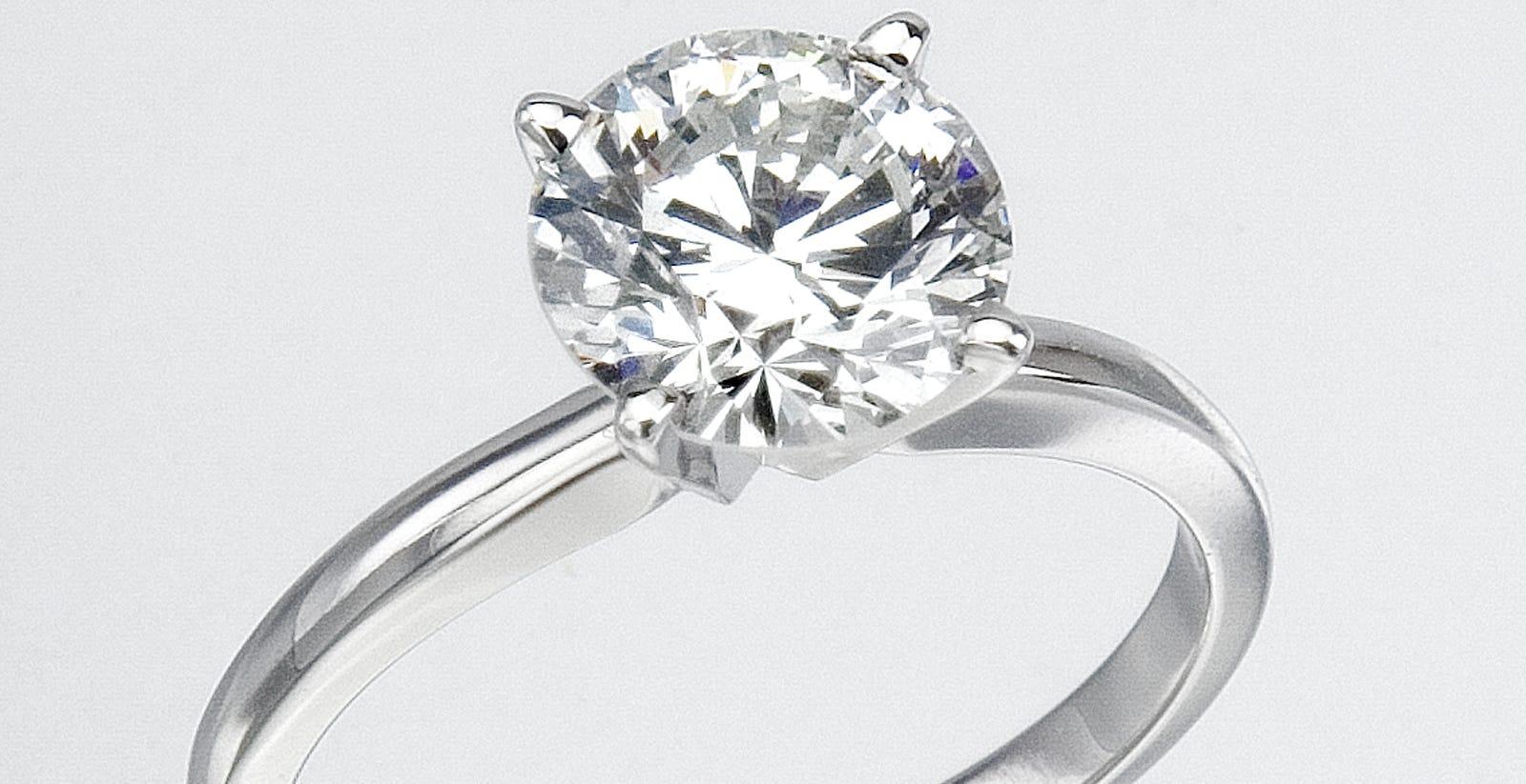 5 Engagement Ring Buying Tips: Big Wedding Rings Princess Cut Rock At Reisefeber.org