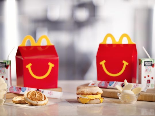 McDonald's-Kids Breakfast