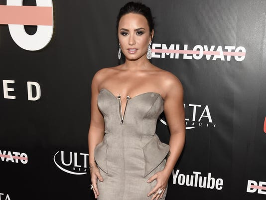 Demi Lovato reveals a lot in new documentary