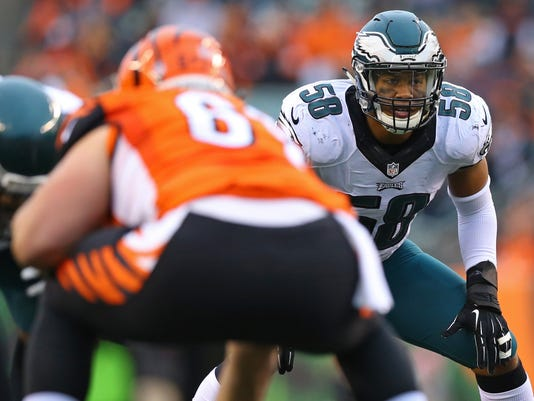 NFL: Philadelphia Eagles at Cincinnati Bengals