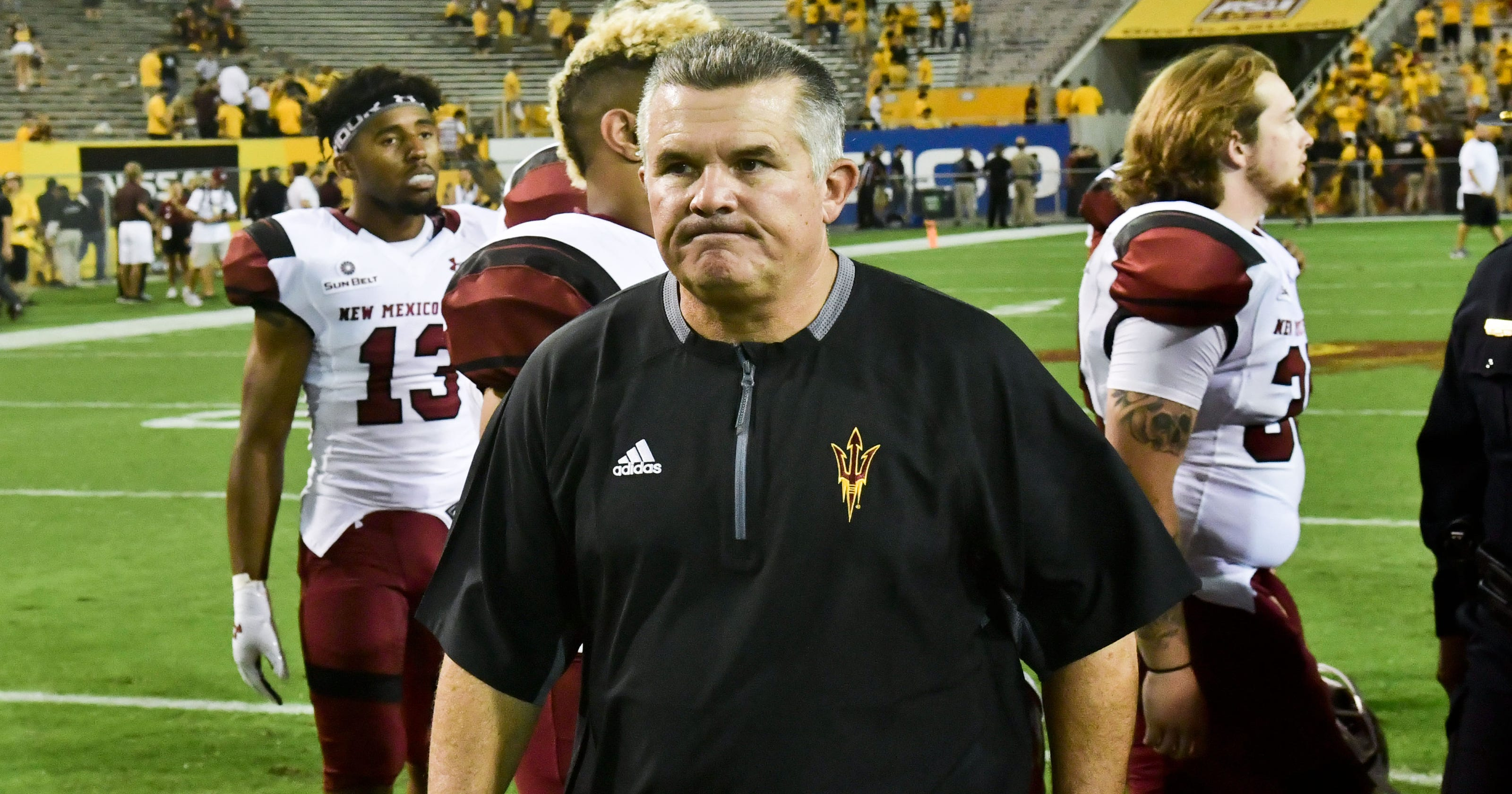 Rewind  Looking back at ASU football s win over New Mexico State 9bf67295a