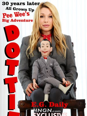 """Actress E.G. Daily's credits include """"Pee Wee's Big Adventure,"""" """"Rugrats,"""" the theme song to """"Two and a Half Men,"""" """"Friends"""" and """"Better Off Dead."""""""