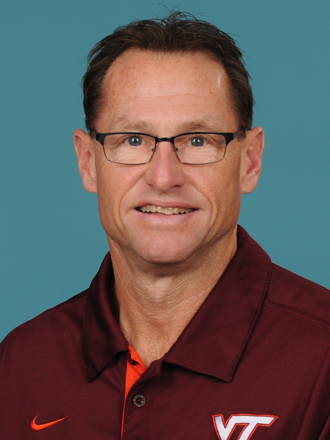 Virginia Tech sports psychologist Gary Bennett.