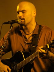 John Rush will take requests when he sings at VegMichigan's Summer Festival.