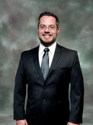 Justin Drew served as the BLM's Winnemucca District manager for two months in 2017.