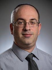 Urologist Abraham Knoll.