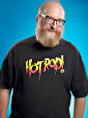 Brian Posehn will perform two shows at the Wurst Biergarten Aug. 3.