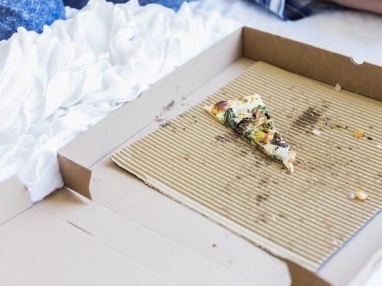 Last Slice of Pizza