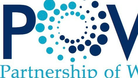 Partnership of Women logo.