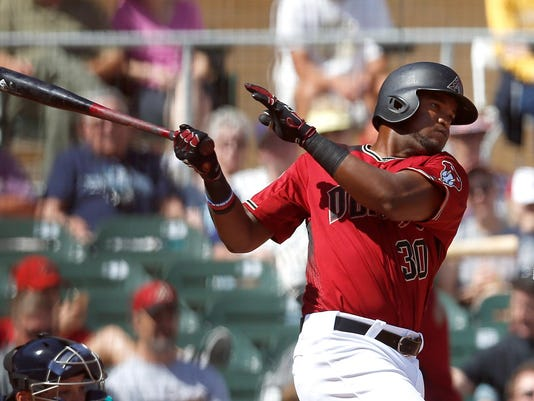 MLB: Spring Training-Seattle Mariners at Arizona Diamondbacks