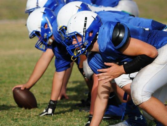High School Football: Titusville High Spring Football
