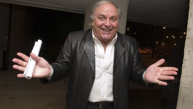 Robert Sliwowski, aka Bobby Chez, is shown in a 2006 file photo.