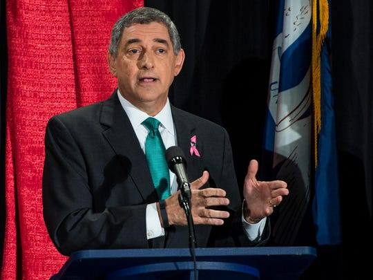 Incoming Commissioner of Administration Jay Dardenne