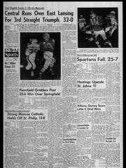 This week in BC Sports History - Oct. 1, 1965