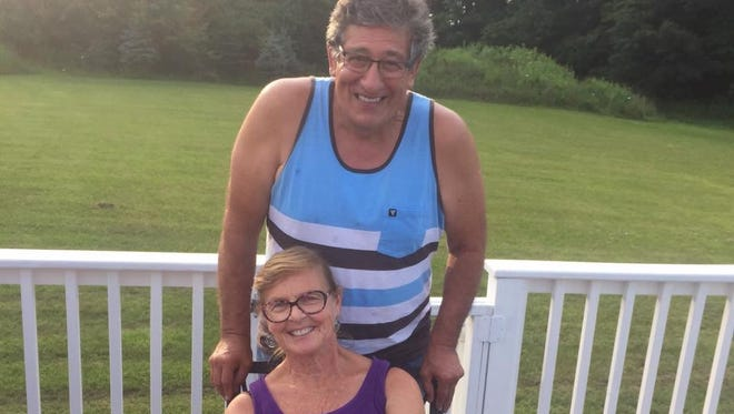 John and Nancy Gutierrez, both 69 of Charlotte, died in a car crash Sunday July 29 in Eaton County.