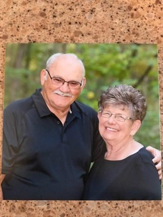 Anniversaries: Terry Finney & Sharon Finney