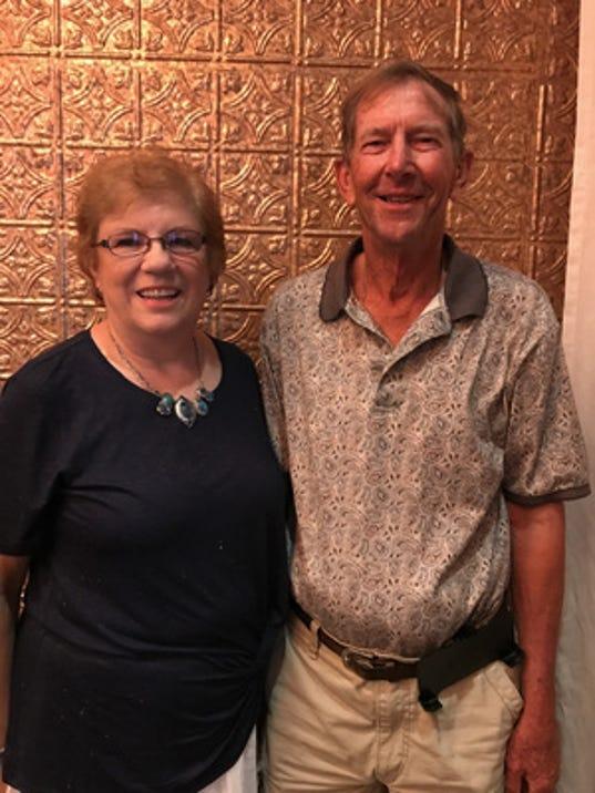 Anniversaries: Glen Poppinga & Diana Poppinga