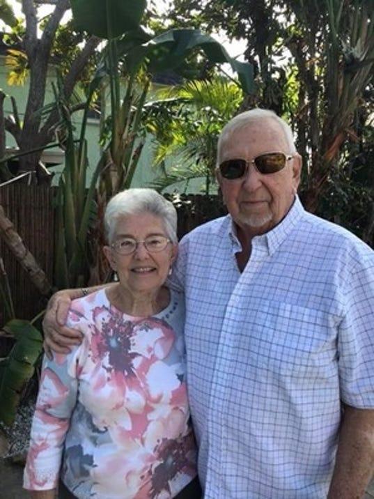 Anniversaries: Jim Wright & Judy Wright