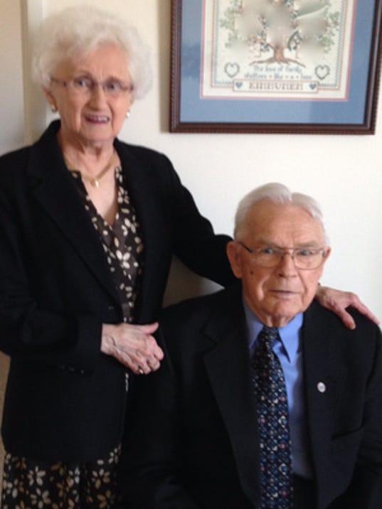 Anniversaries: Charles Kinnunen & Darlene Kinnunen