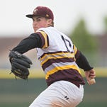 Windsor's Corte Tapia is one of the many pitching arms the Wizards will rely on to help propel them toward a state championship.
