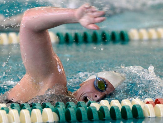 Uwf Swimming Honors Senior Class Then Wins Every Event