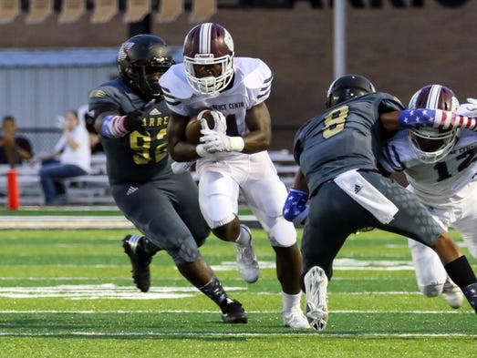Hs Football  Warren Central Shuts Out Lawrence Central  37