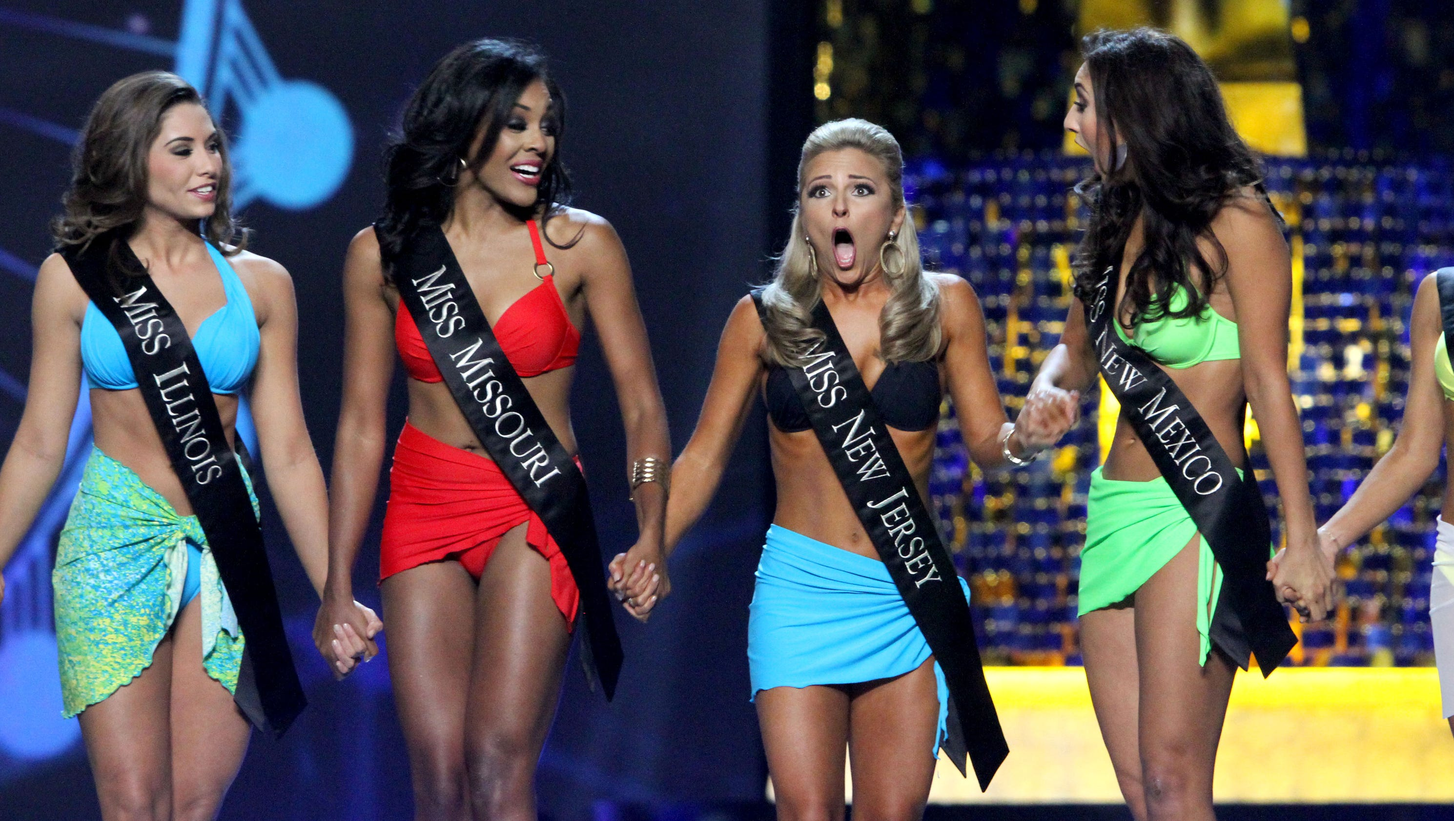 Miss Universe 2017 5 Finalist >> Miss New Jersey comes close to Miss America 2018 crown