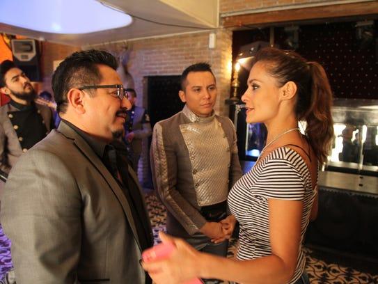 Alma Cero, además de pareja de Edwin Luna, es su directora