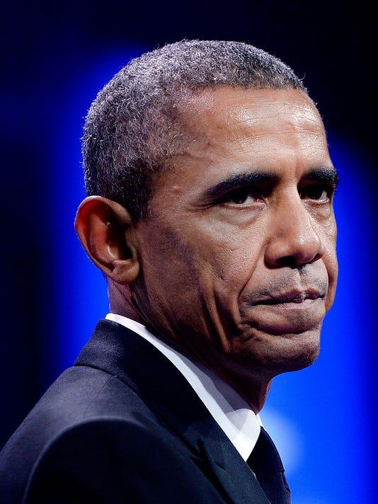 Obama Addresses Congressional Hispanic Caucus Institute Awards Gala