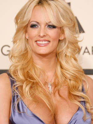 Stormy Daniels is at the center of a formal complaint. 2008 usa today photo In this 2008 file photo, Stormy Daniels arrives at the Grammy Awards.
