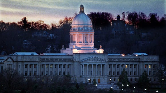 The Kentucky Capitol