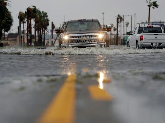 Se espera que los niveles de agua sigan subiendo, ya