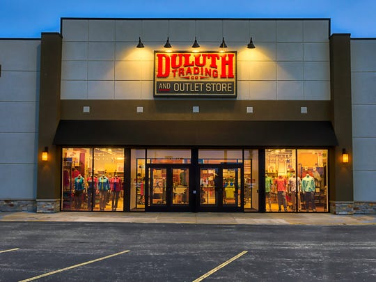 Duluth Trading Co. expanded its Oshkosh store, 1132 S. Koeller St., relocating its outlet shop next door.
