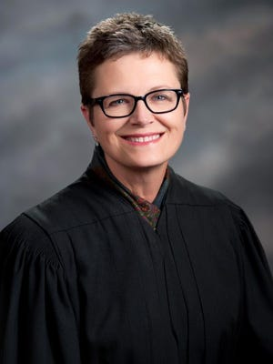 Kansas Supreme Court Justice Carol Beier has announced she will retire Sept. 18.